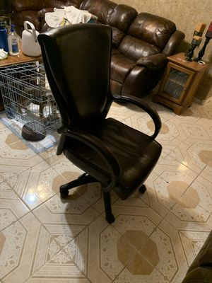 Office chair works fine just don't use it for Sale in Albuquerque, NM