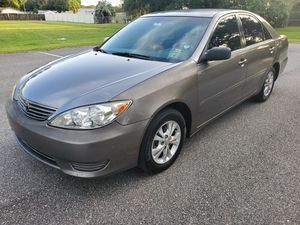 2006 Toyota Camry Auto 125k Miles Clean Title in Hands No FEES for Sale in Kissimmee, FL