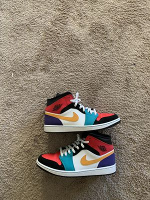 Jordan retro 1 multi color size 13 for Sale in St. Louis, MO