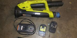 Ryobi,Leaf,Blower,Charger,Battery for Sale in Huntington Beach, CA