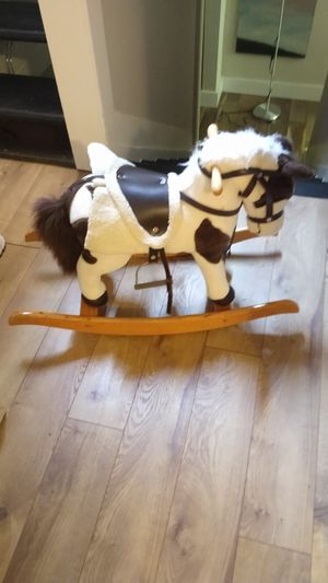 Child's rocking horse about 18 in tall for Sale in North Chesterfield, VA