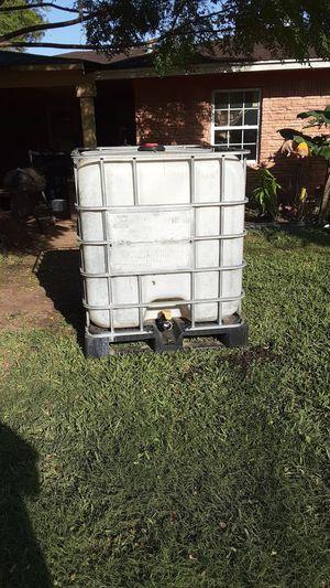 Tanque de agua for Sale in Houston, TX