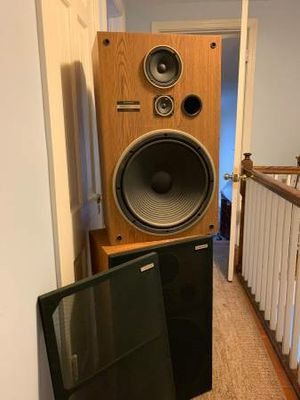 Pioneer loudspeakers with 15 inch woofers for Sale in Washington, DC