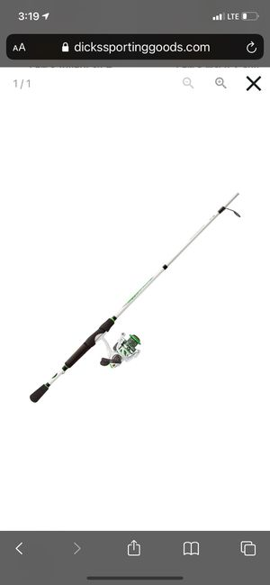 Lew's Mach combo fishing rod - spinning combo rod and reel for Sale in Phoenix, AZ