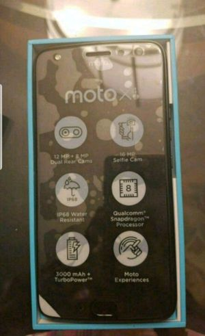 Motorola Moto X4 for Sale in Evansville, IN