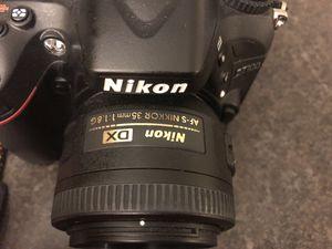 Nikon DX D7100 Camera w/ Lense for Sale in Denver, CO