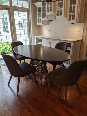 Kitchen Table & Chairs for Sale in Naperville, IL
