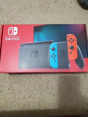 Nintendo Switch New for Sale in Tampa, FL
