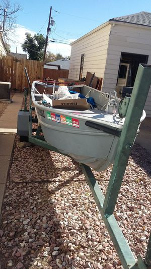 Fishing boat for Sale in Aurora, CO