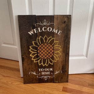 Hand-made Home Sign for Sale in Milford, CT