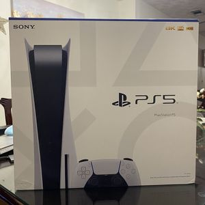 Factory Sealed Ps5 Ready To Go for Sale in Houston, TX