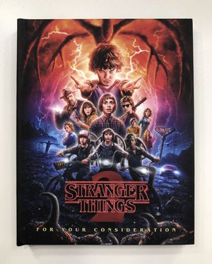 Stranger Things Season 2 DVD for Sale in Queens, NY