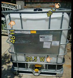 275gallon Totes for Sale in Whittier,  CA