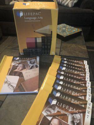 Lifepac 10th grade LA for Sale in Somerton, AZ