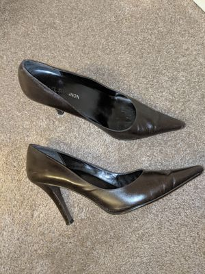Michael Shannon size 9 chocolate brown pumps for Sale in Durham, NC