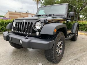 2014 Jeep Wrangler for Sale in Miami, FL