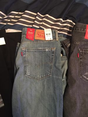 NEW Blue 541 Levi's for Sale in Houston, TX