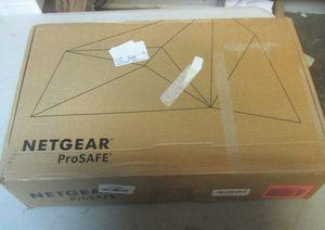 Netgear ProSafe 24 Port 10/100/1000 Mbps Smart Switch for Sale in Fresno, CA