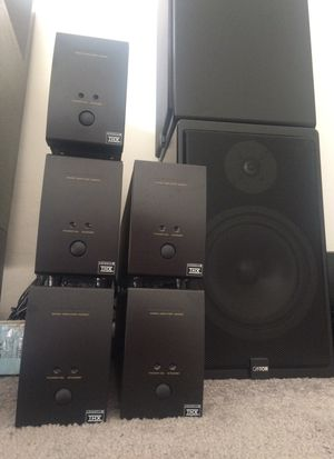 Audio system amps complete professional for Sale in Oakland Park, FL
