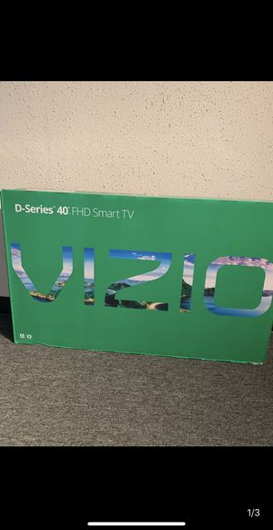 40 inch smart Tv brand new in the box for Sale in Plano, TX