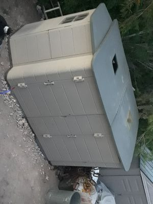 Rubbermaid storage shed for Sale in Las Vegas, NV