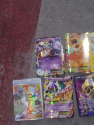 Pokemon cards all mint brand . M Talladega Ex, professor elms lecture, alakazam ex for Sale in Las Vegas, NV