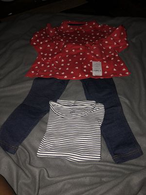 Toddler 3 piece set 5t for Sale in Dearborn Heights, MI
