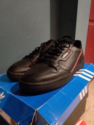 Black Adidas Continental 80 for Sale in Vernon, CA