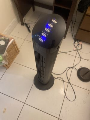 "Cascade 40"" tower fan for Sale in North Miami Beach, FL"