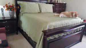 Cappuccino Bedroom set for Sale in Nashville, TN