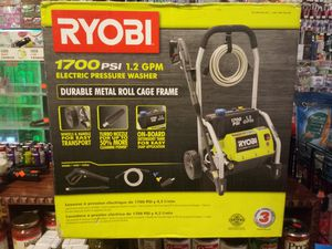 Brand New Sealed 1700 PSI ELECTRIC PRESSURE WASHER for Sale in Bronx, NY
