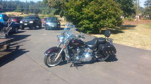 2005 Harley Davidson custom deluxe for Sale in Mulino, OR