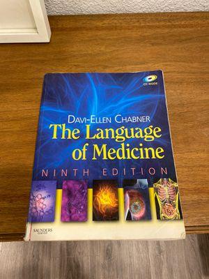The language of medicine for Sale in Sacramento, CA