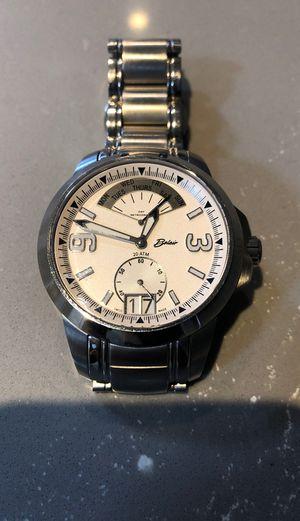 Belair Silver Men's Wristwatch for Sale in Fresno, CA