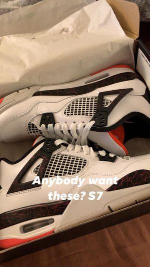 Jordan retro 4s for Sale in Lockport, NY