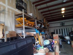 10ft metal shelving for Sale in Stockbridge, GA