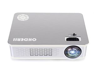 ohderii Projector, ohderii Z720 Led Home Projector Support 1080P Multimedia Home Theater for Sale in Los Angeles, CA