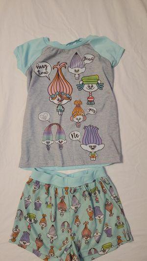 Little girls Troll pajamas for Sale in Phoenix, AZ