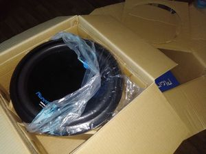 "AutoPlanet 12"" Subwoofers W/SubBox for Sale in Winter Haven, FL"