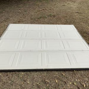 8x7 Garage Door Panels for Sale in Fort Worth, TX