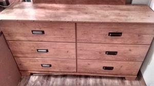 Oak bedroom set for Sale in Rapid City, SD
