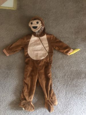 Monkey Costume for Toddlers for Sale in Washington, DC