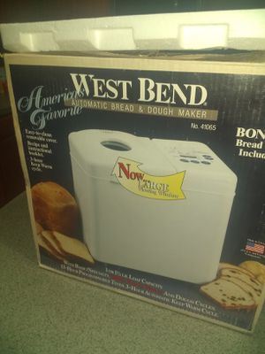 New Bread maker for Sale in Houston, TX