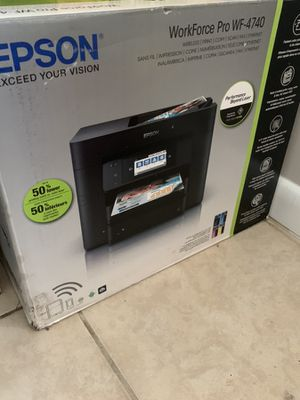 Printer, fax, scanner for Sale in Charlotte, NC