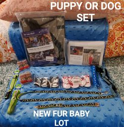 DOG/FUR BABY NEW ITEMS LOT for Sale in Elm Mott,  TX
