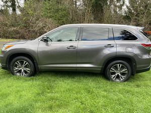 2016 Toyota Highlander XLE AWD -one owner clean title for Sale in Bothell, WA