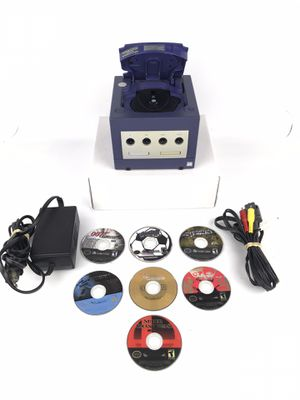 Nintendo Gamecube Console With Games | Zelda | Super Smash Bros. | Super Mario Strikers and More! for Sale in Chula Vista, CA