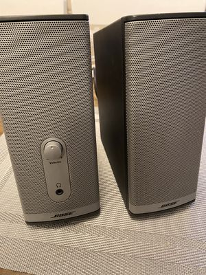 Bose Companion 2 speakers - $50 for Sale in San Diego, CA