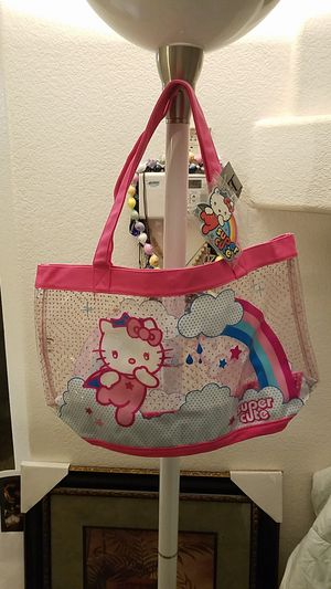 Hello Kitty tote bag loungefly from Sanrio for Sale in Las Vegas, NV
