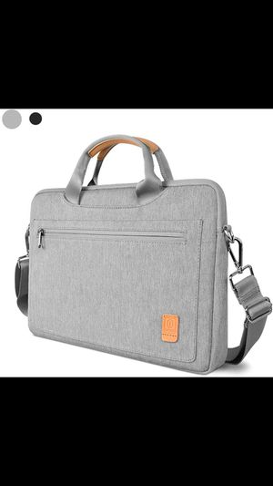 Laptop shoulder bag for 13-13.3 inch MacBook Pro and Air BRAND NEW Grey for Sale in New York, NY